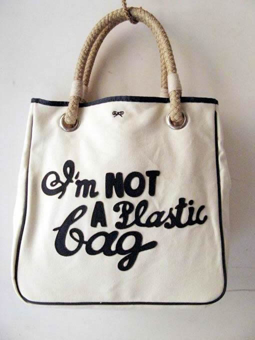 Find great deals on eBay for i m not plastic bag 4df9bcd2bc297